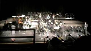 Duke Ellington - Jack the Bear - CAPA Jazz Band 2009