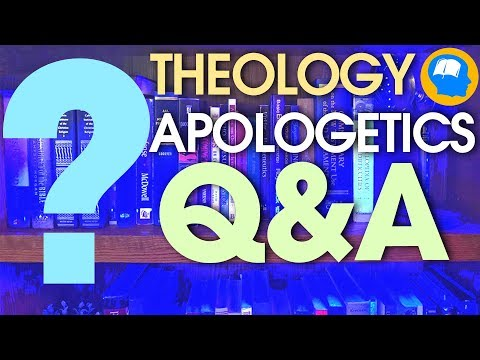 Live Q&A - Theology, Apologetics and The Christian Life