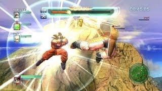 Dragon Ball Z Battle of Z Gameplay PS3