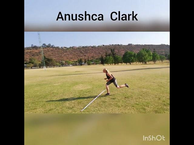 #THEDOMEVTFC   Girls 12   Anushca Clark   Javelin  28.04m