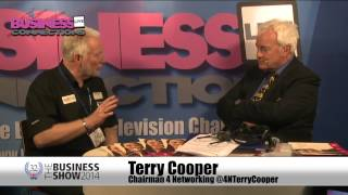 Terry Cooper Chairman 4 Networking