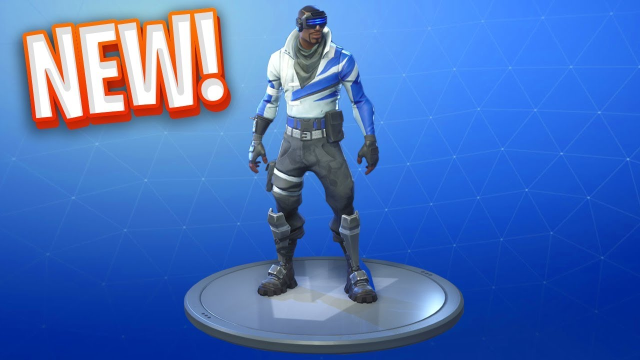 The New Fortnite FREE SKIN.. - YouTube