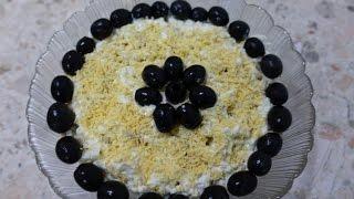 Как вкусно приготовить салат МИМОЗА