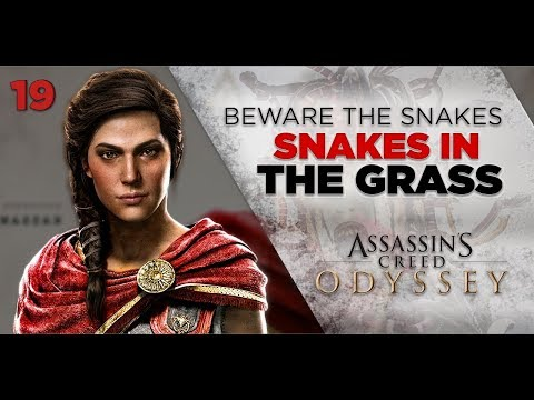 Assassins Creed Odyssey Gameplay   BEWARE the SNAKES - Snakes In The Grass [19] 1
