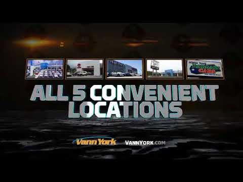 York Auto Group >> Vann York Auto Group