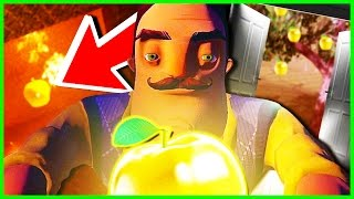 Hello Neighbor UPDATE 🌟GOLDEN APPLE ENDING?!🌟 - Hello Neighbor Challenges (Gameplay Funny Moments) thumbnail
