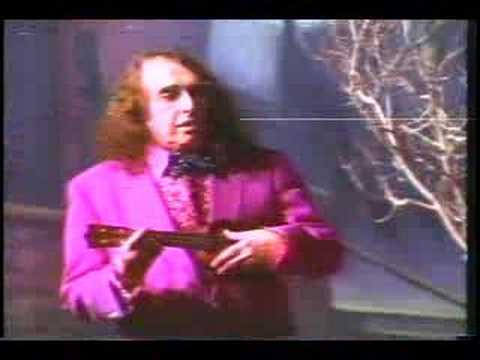Tiny Tim in Ames commercial