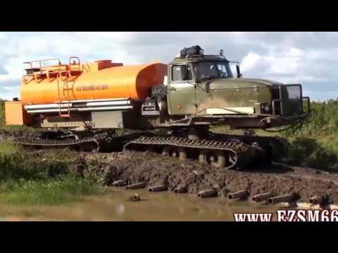 big monster trucks mudding | big trucks mudding in deep mud | amazing trucks
