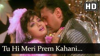 Tu Hi Meri Prem Kahani (HD) - Pathar Ke Insan Song - Sridevi - Jackie Shroff