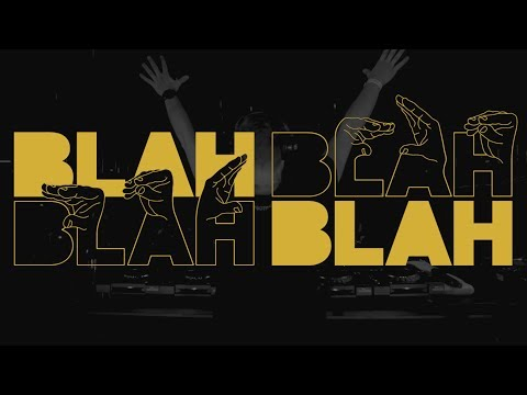 Armin van Buuren - Blah Blah Blah (Official Lyric Video) music