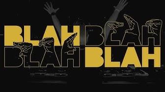 Armin van Buuren - Blah Blah Blah (Official Lyric Video)