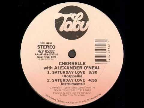 Cherrelle & Alexander O'Neal - Saturday Love (Instrumental)