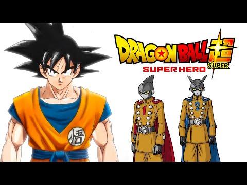 Download NEW!!! Dragon Ball Super: Super Hero - Trailer (2022) And New Villian!!?