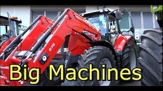 Massey Ferguson 7720 tractor VS Valmet Valtra
