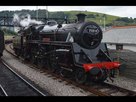 Paignton & Dartmouth Railway Orange Timetable Thursday 22nd June 2017