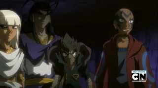 Beyblade Metal Fury Episode 30  (English Dub) Child of Nemesis