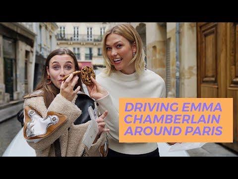 Driving Emma Chamberlain Around Paris | Karlie Kloss Mp3