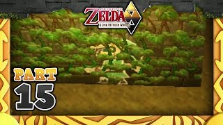 The Legend of Zelda: A Link Between Worlds - Part 15 - Stealth Maze!