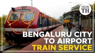 First look of Bengaluru-Airport train service