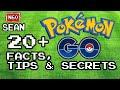 20+ Pokemon Go Tips & Secrets! | Individual Values IVs | Max Level Caps | Pokemon Nests & More!