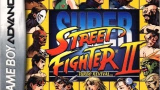 Super Street Fighter II Turbo: Revival review - SNESdrunk