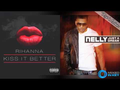 Kiss It Better vs Just A Dream - Rihanna & Nelly (Mashup)