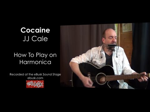 Cocaine - Harmonica Lesson