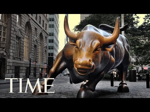 'Charging Bull' Sculptor Accuses NYC Of Violating His Rights | TIME