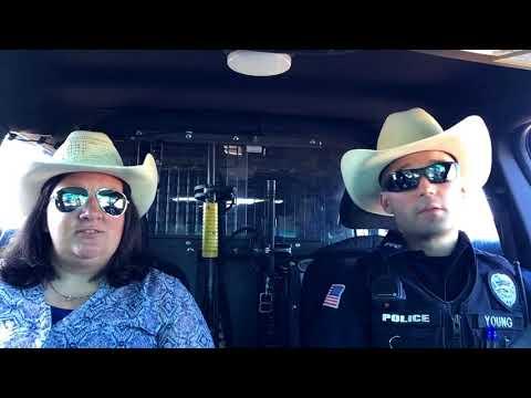 Prineville Police Department Lip Sync Challenge