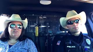 Prineville Police Department Lip Sync Challenge
