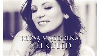 Rúzsa Magdi - Szerelem (dalszöveg - lyrics video)