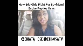 When Edo girls fight over boyfriend Part 2