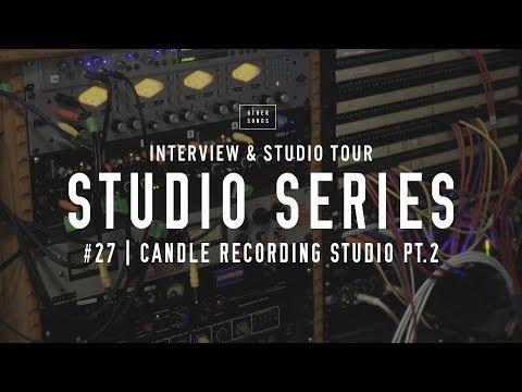 Studio Tour: Candle Recording Studio Pt.2 - OtherSongsMusic.com