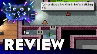Good Game Review - The Escapists - TX: 10/3/15