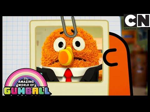 The Boss | Gumball | Cartoon Network