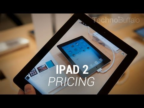 Apples Ipad Pricing