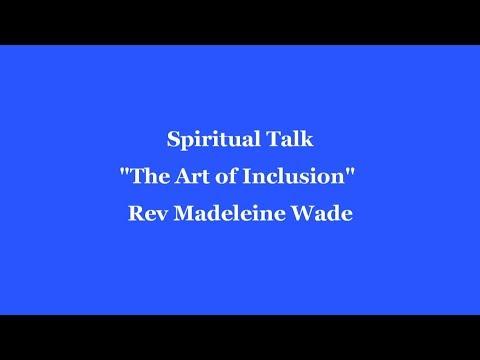 Rev Madeleine Wade 07 30 17