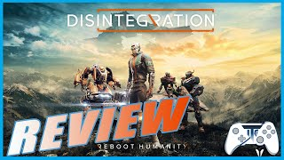 Disintegration Reboot Humanity Review - More than a tin can! (Video Game Video Review)