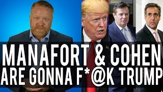 BREAKING UPDATES! Manafort and Cohen Russia News is Gonna RUIN TRUMP!