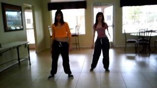 Merena & Alyssa dancing