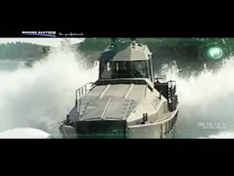 Watercat M18 AMC combat boat