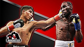Mikey Garcia vs. Robert Easter Jr. Championship Preview | Boxing Highlights | BOXCASTER