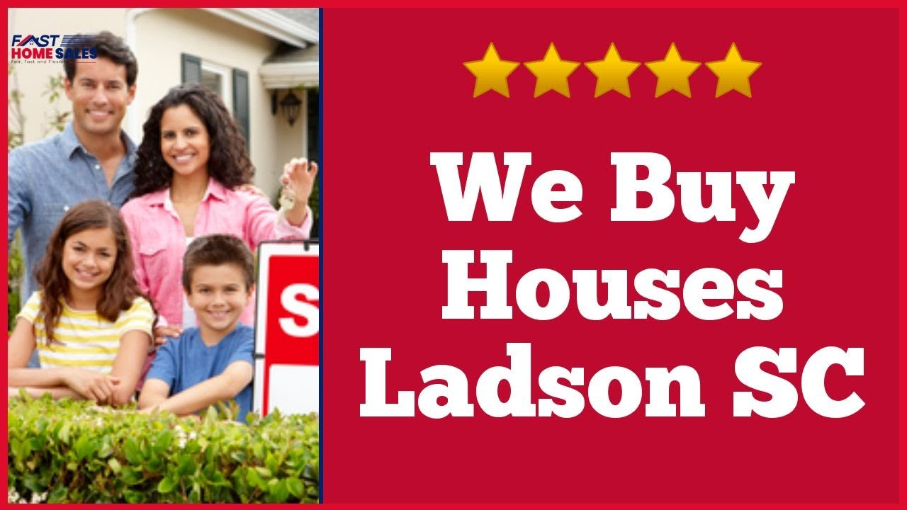 We Buy Houses Ladson SC - Call Us Today 833-814-7355