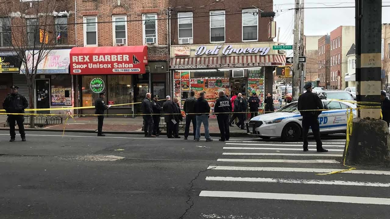 Newly engaged worker shot dead in Bronx deli; suspects in custody