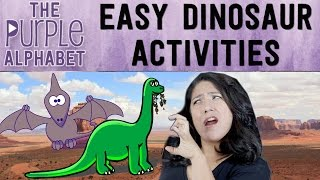 Dinosaur Activities & FREE Printables