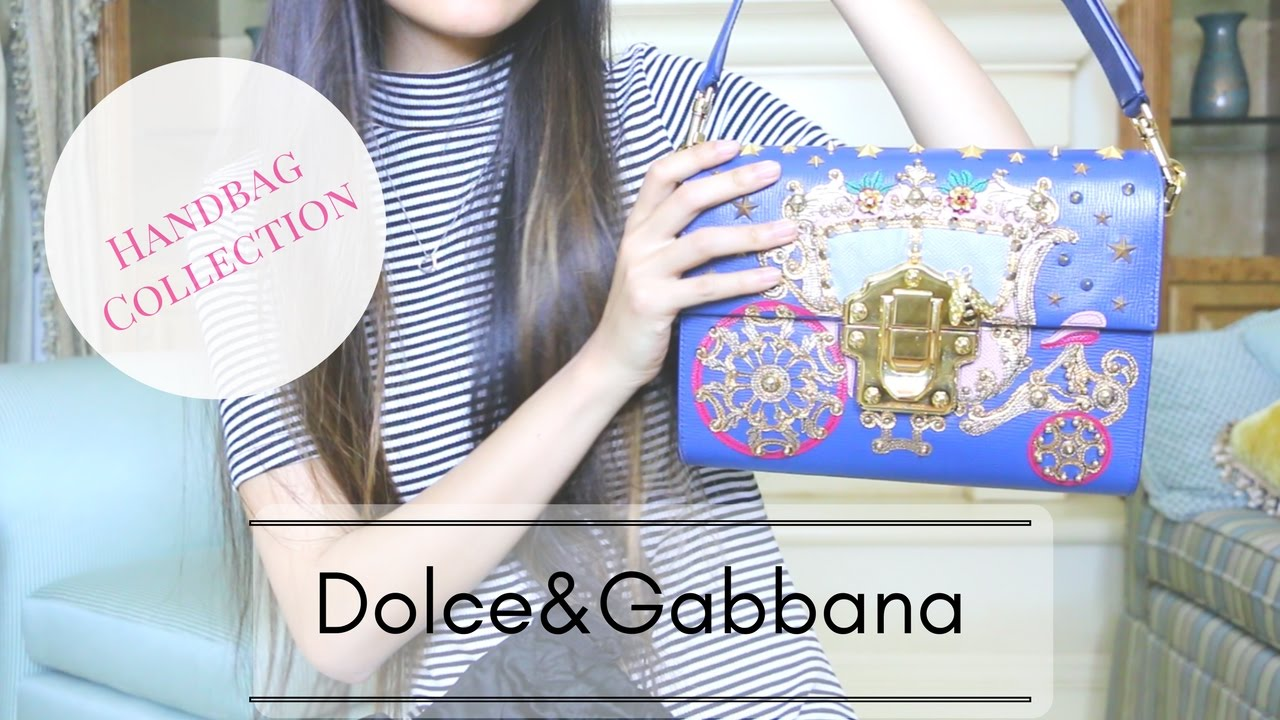 76ef2eedbb DESIGNER BAG COLLECTION | Ft. DOLCE & GABBANA - Pt. 2 - YouTube