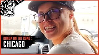 Ronda on the Road | WWE RAW Chicago