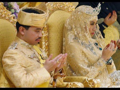 Una de las bodas más caras del mundo