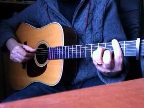 Carolina in My Mind James Taylor guitar tab - YouTube