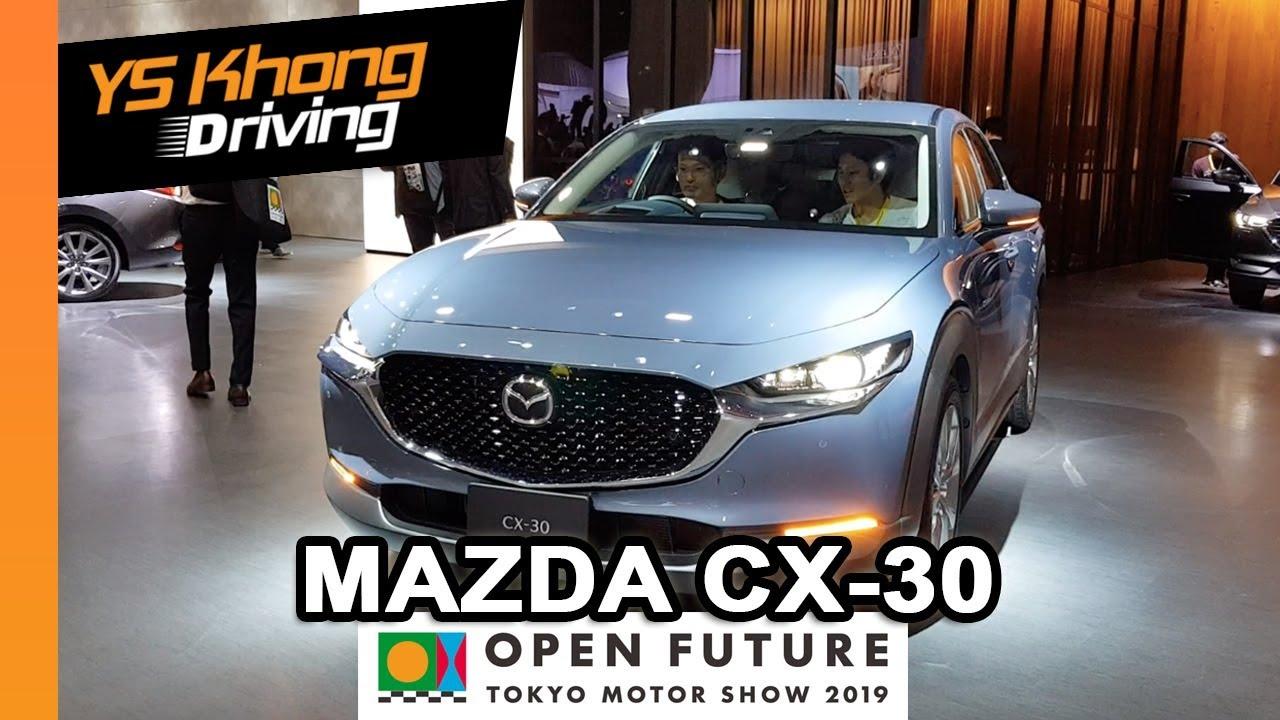 Mazda cx30 malaysia